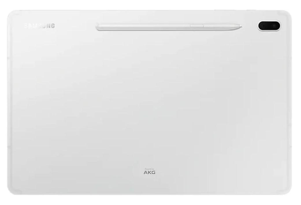 Samsung Galaxy Tab S7 FE 5G - Mystic Silver - fot. SamMobile