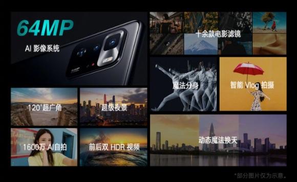 smartfon redmi note 10 pro 5g specyfikacja smartphone specification