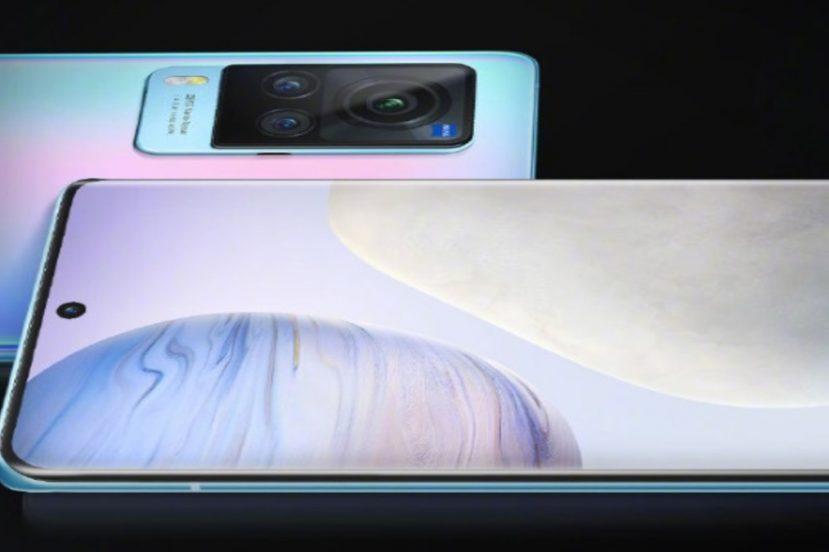 smartfon vivo x60 curved screen edition smartphone