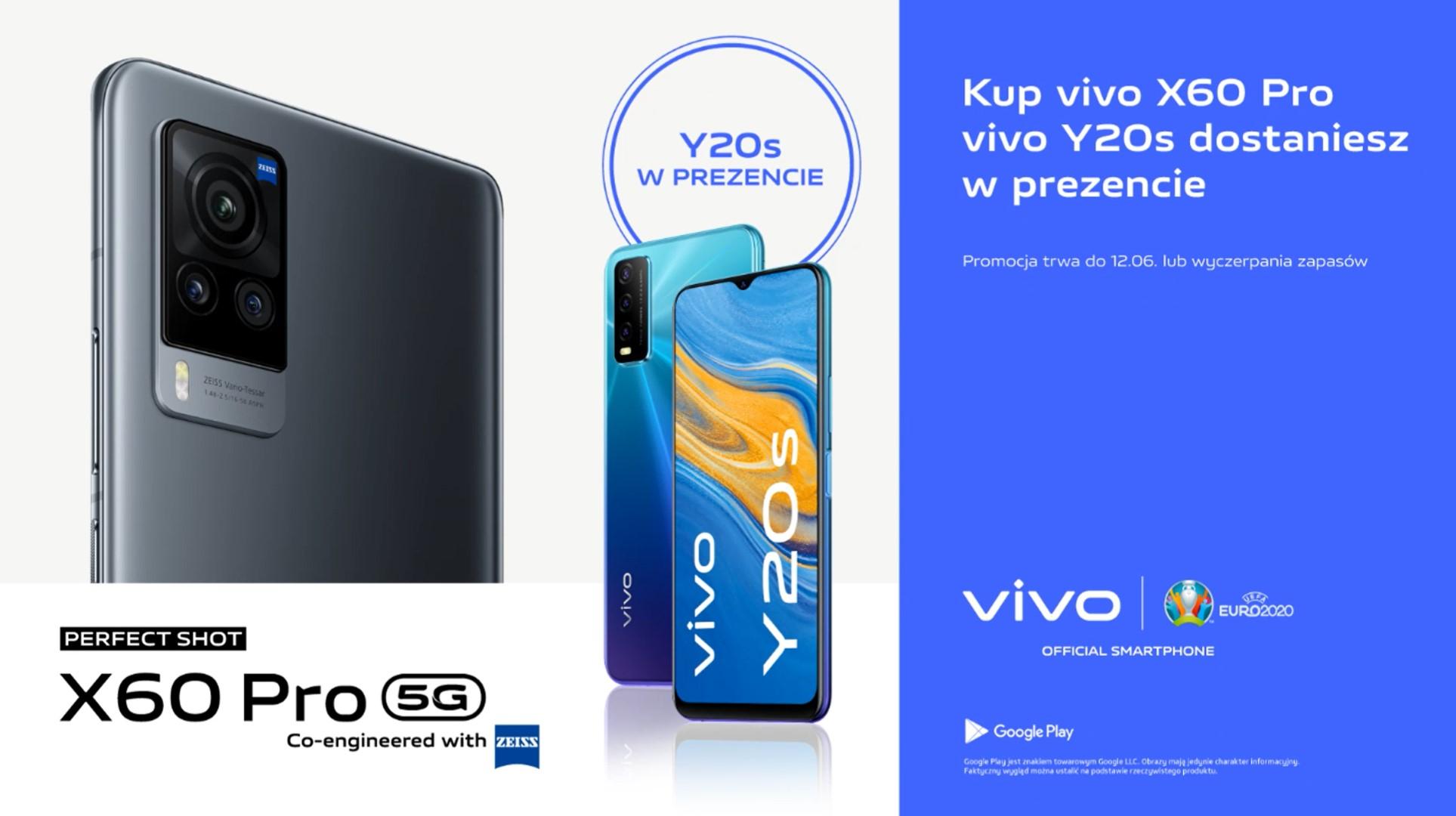 vivo X60 Pro przedsprzedaż