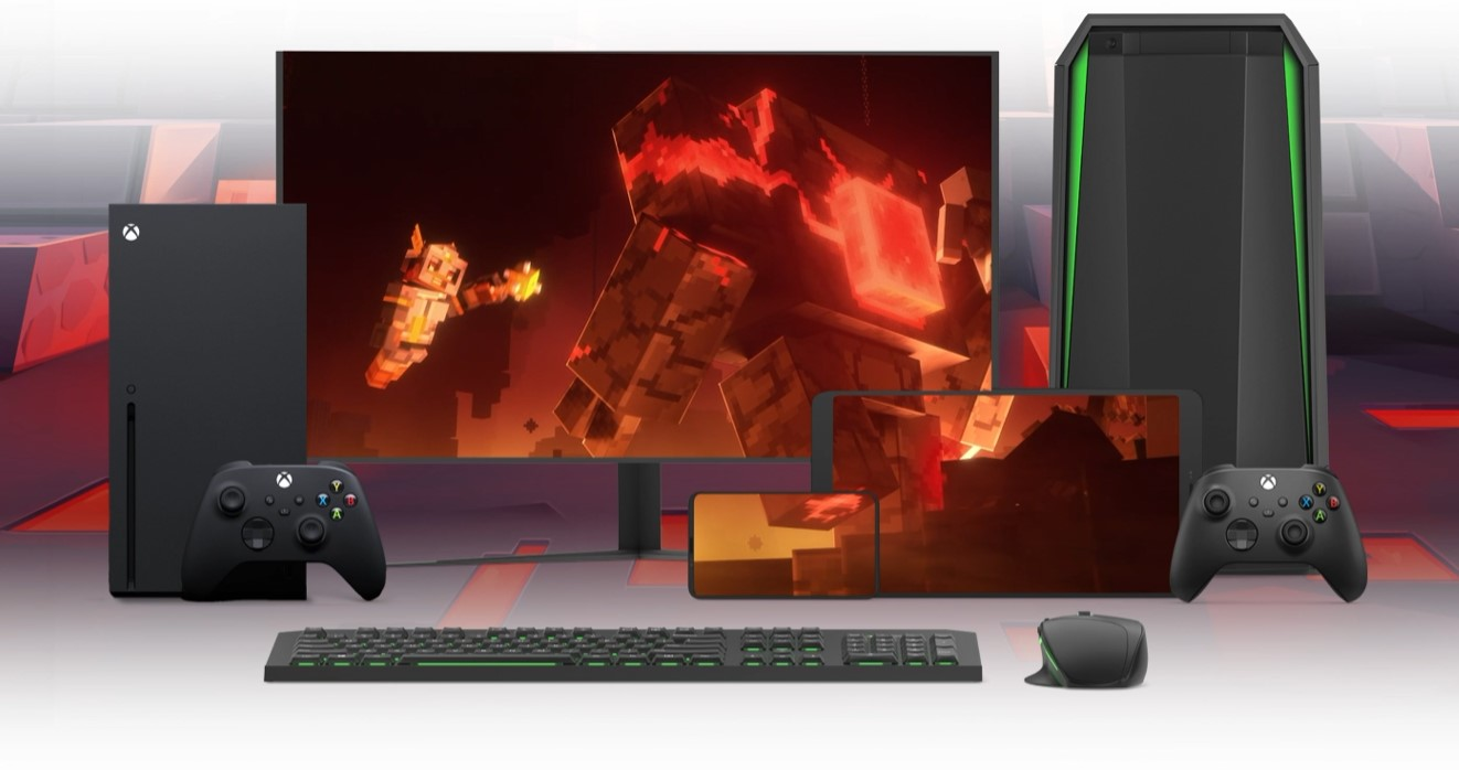 Xbox Gaming Cloud - xCloud - fot. Microsoft
