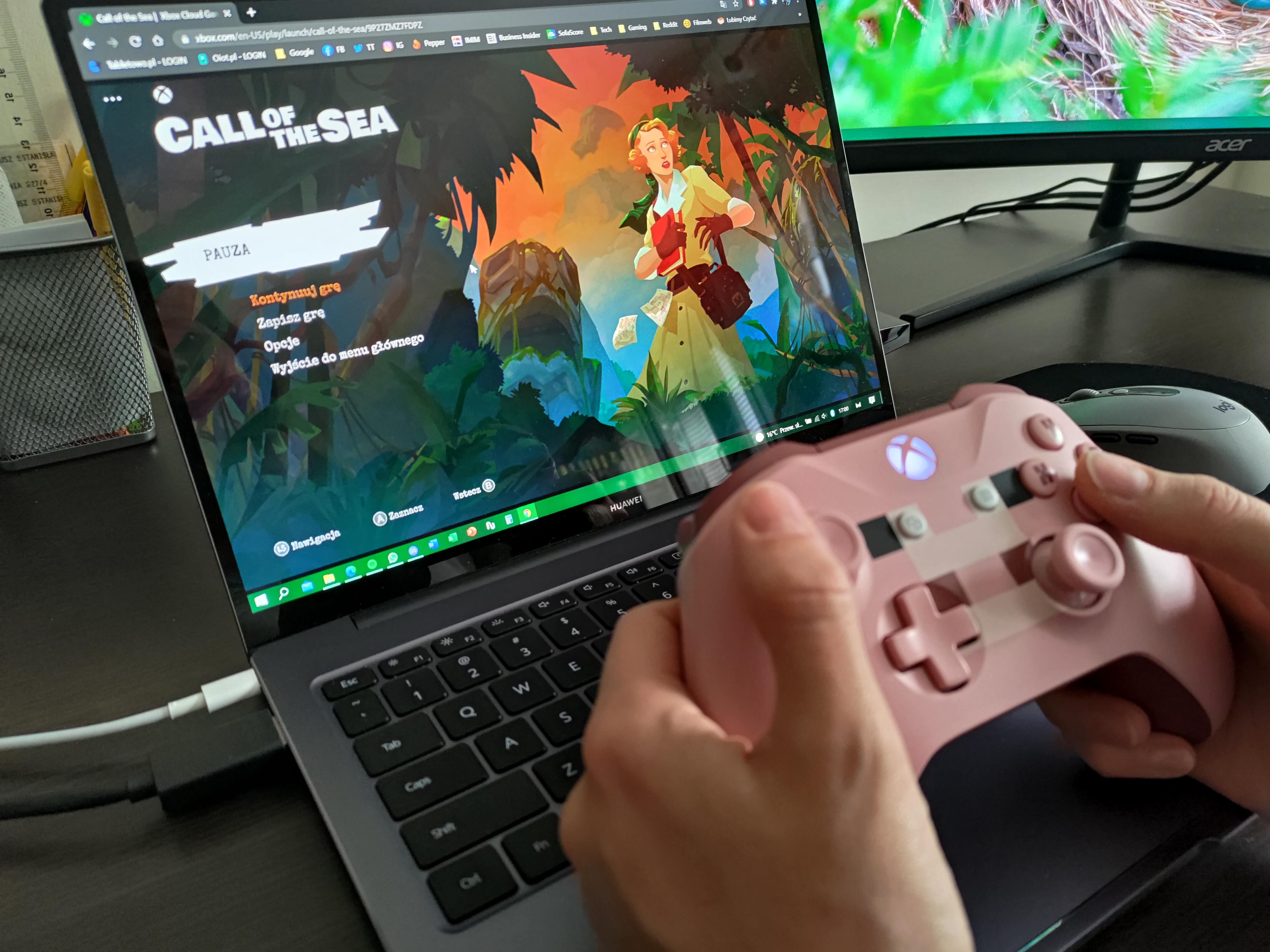 Test Xbox Cloud Gaming - fot. Tabletowo.pl