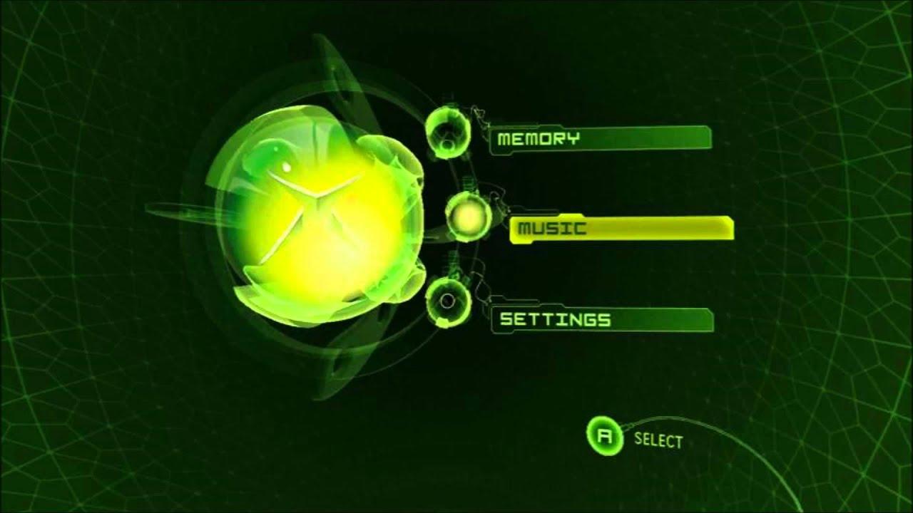 Dashboard klasycznego Xboxa. W 2001 roku ta enigmatyczna zieleń była przyszłością gamingu. Dziś, zwłaszcza dla Amerykanów, to nostalgia w jednym obrazku. (źródło: IGN)