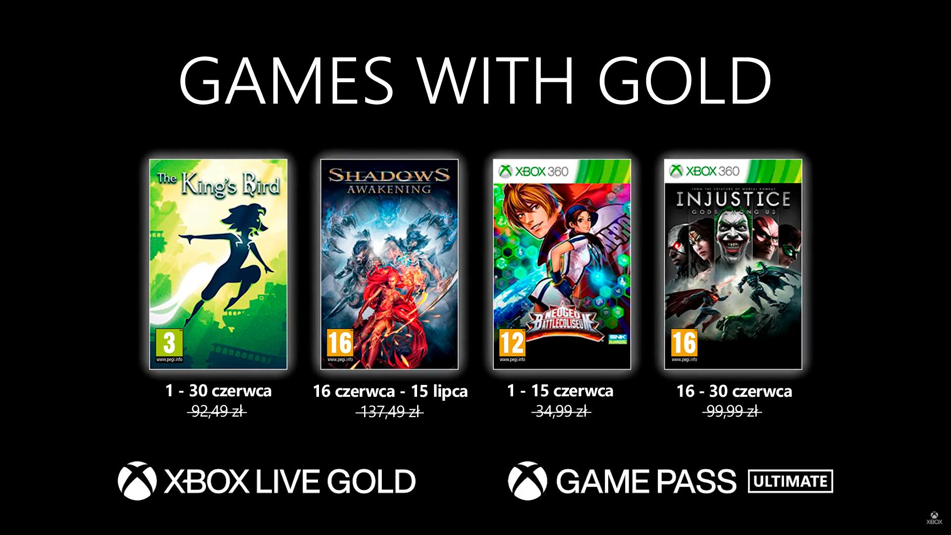 Kolejny miesiąc, w którym Xbox się nie popisał. Jak dobre jest Injustice, tak chyba wszyscy go zdążyli ograć (źródło: Xbox Polska)