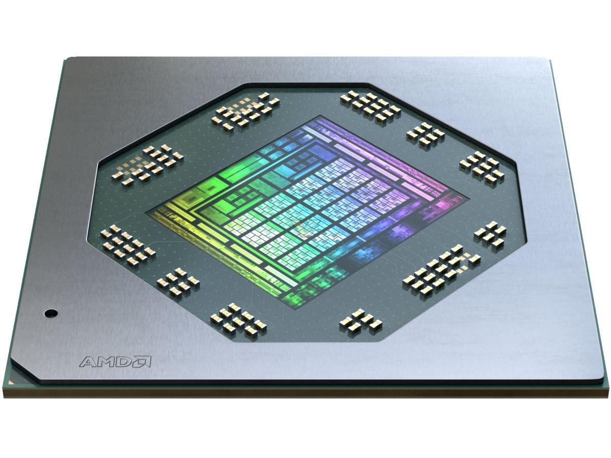 AMD Radeon RX 6600 XT wykorzysta rdzeń Navi 23 X