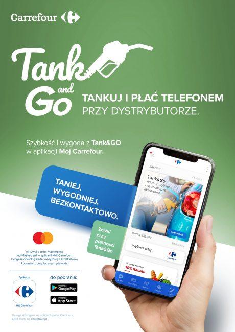 Carrefour Tank&Go