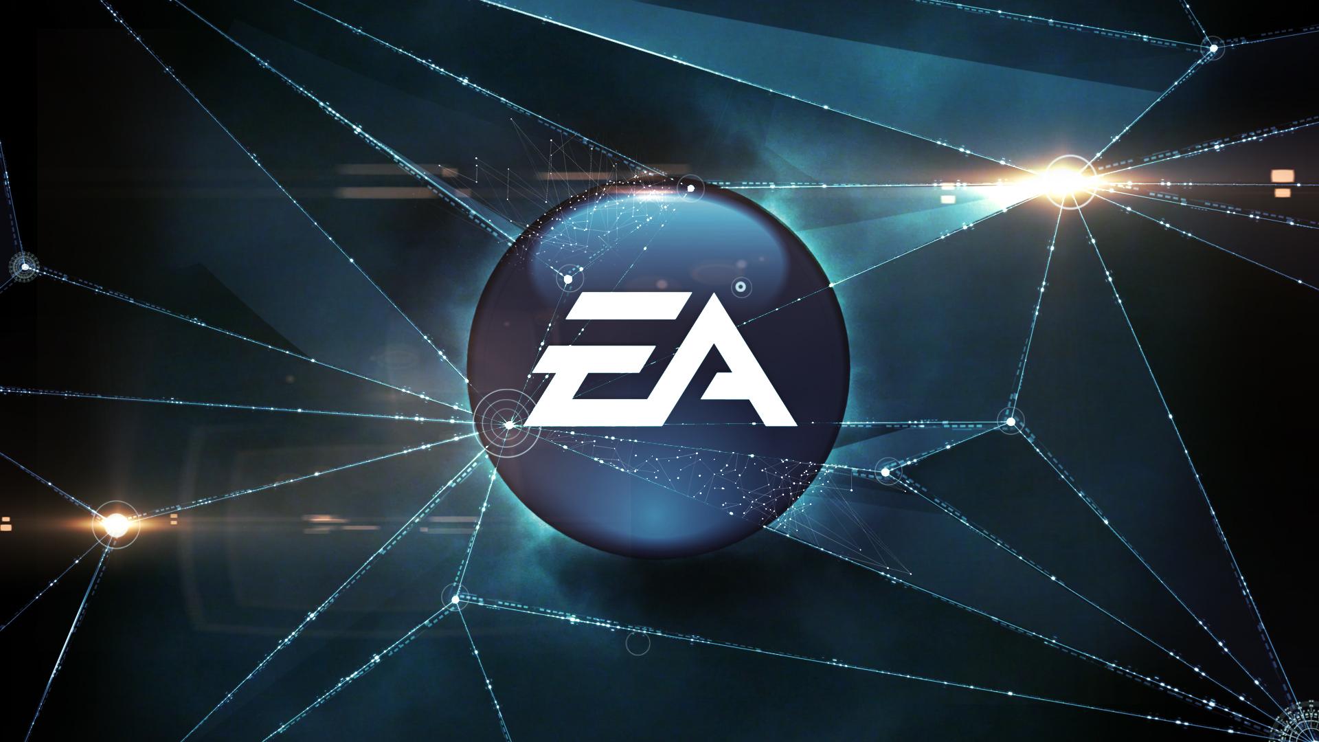 Logotyp EA