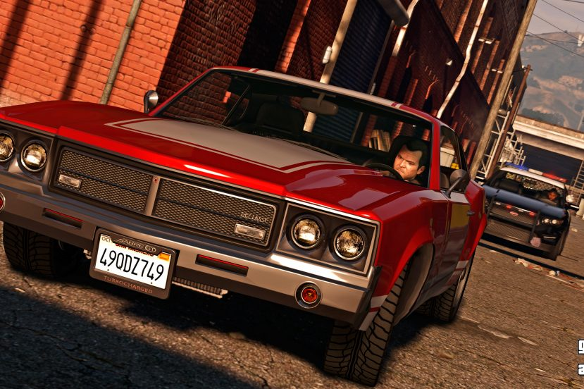 GTA V oficjalny screen