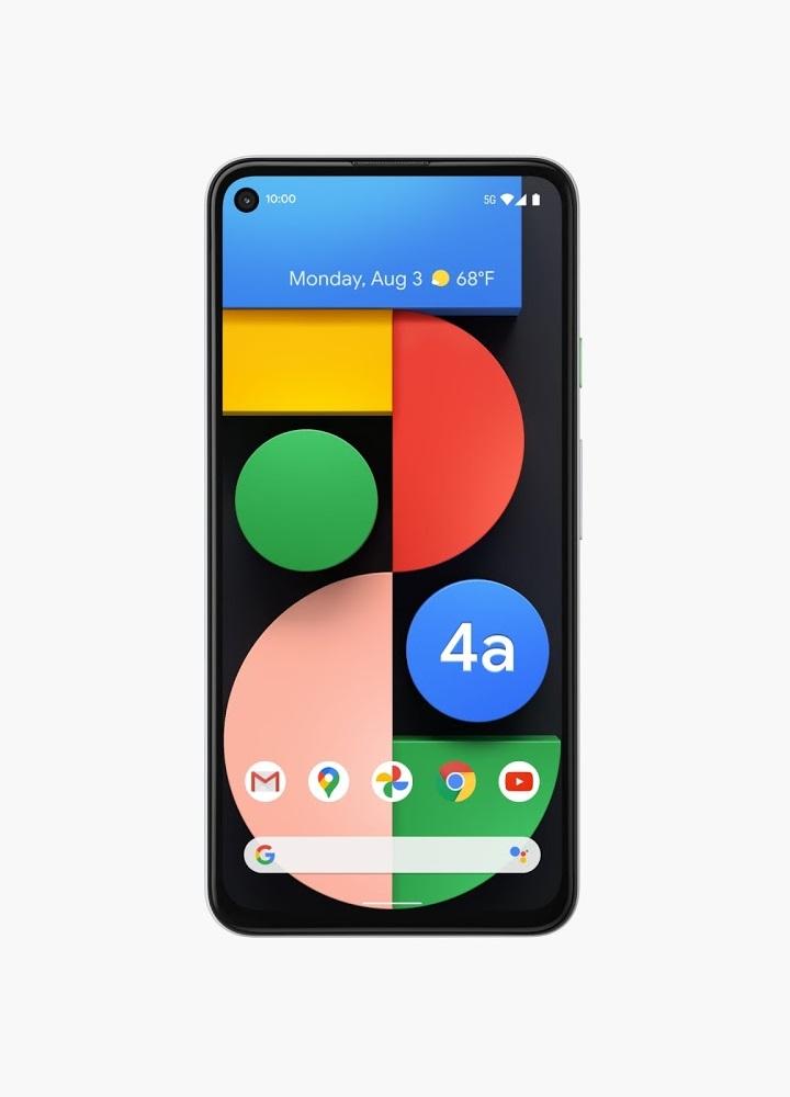 smartfon Google Pixel 4a 5G smartphone