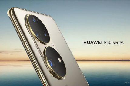 smartfon Huawei P50 smartphone