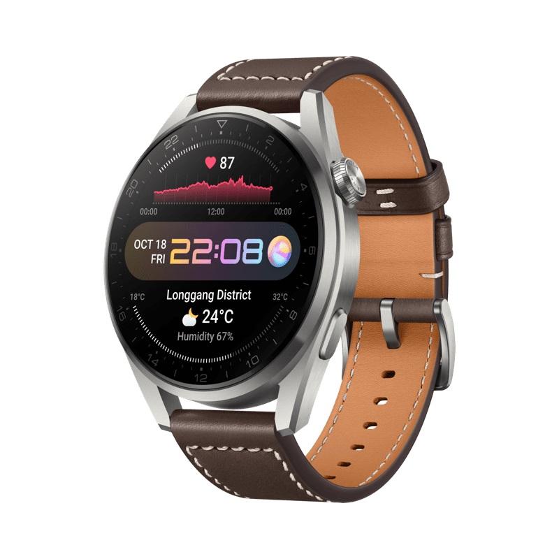 Huawei Watch 3 Pro Classic smartwatch