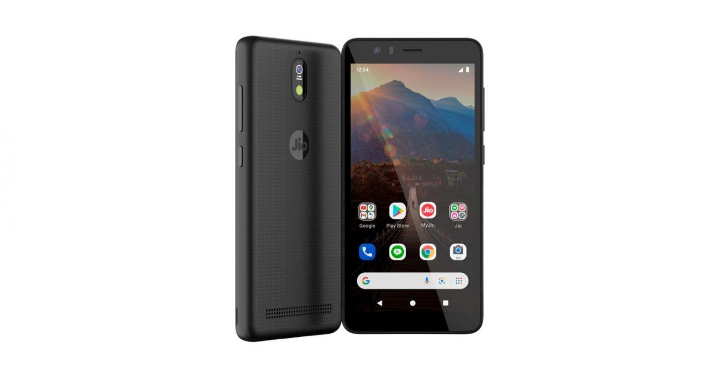 smartfon JioPhone Next smartphone