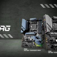 Seria MSI MAG X570S