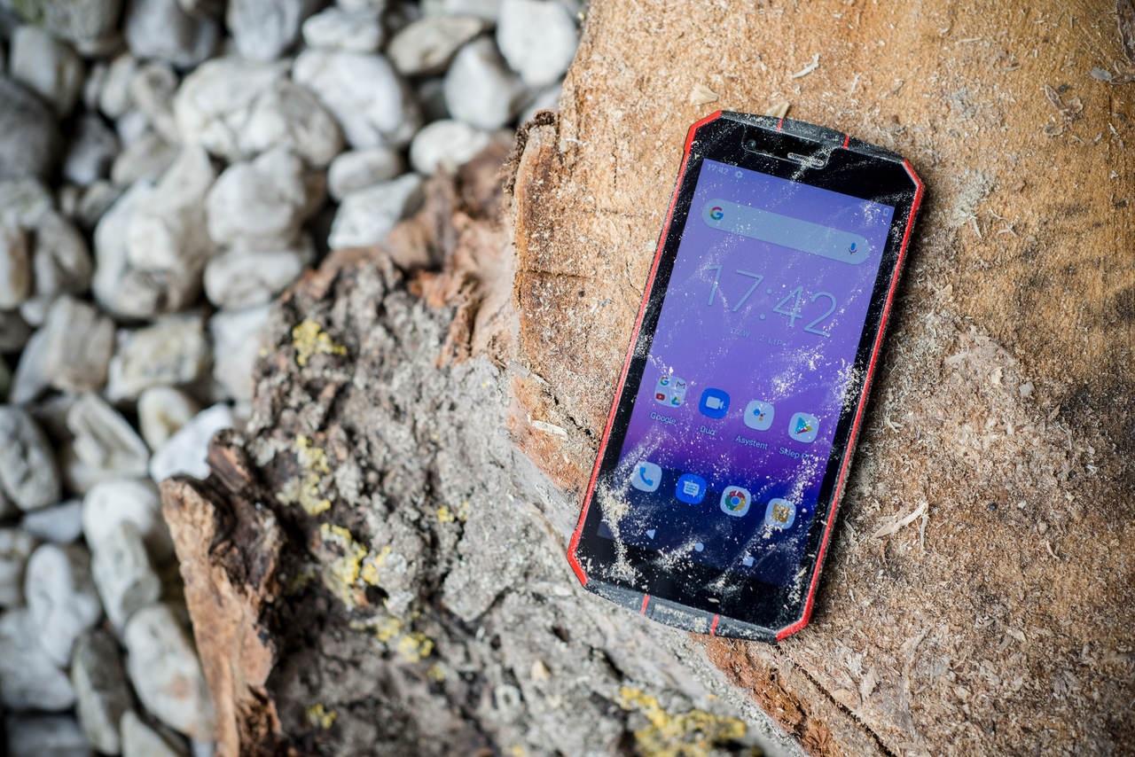 smartfon Maxcom MS507 Smart&Strong smartphone