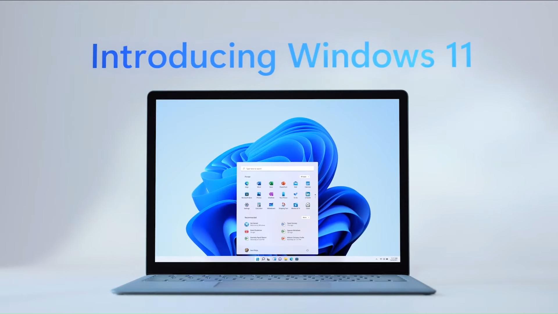 Oto Windows 11. System Microsoftu zyskuje inny wygląd, nowe menu Start i wiele, wiele więcej!