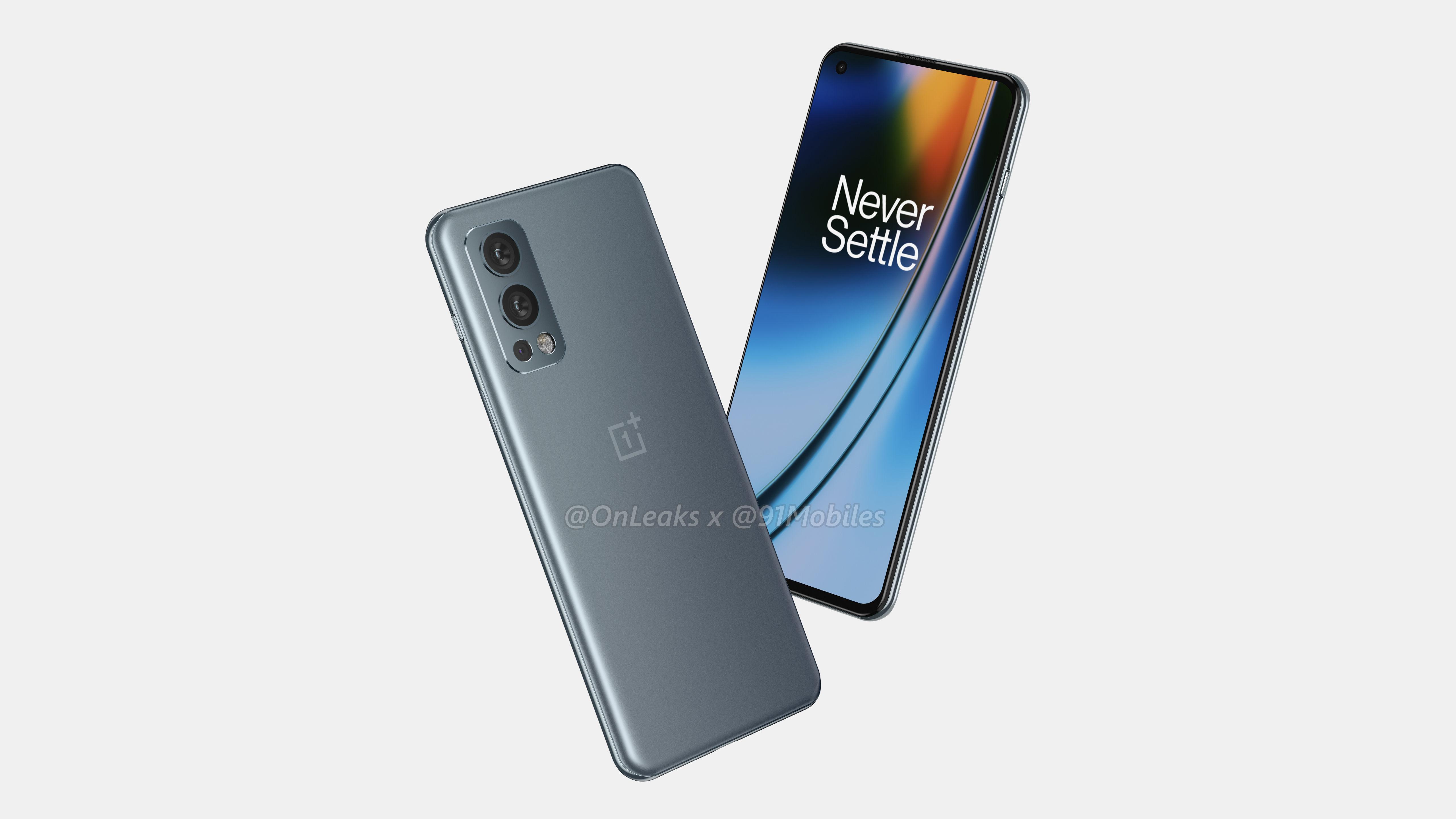 smartfon OnePlus Nord 2 smartphone