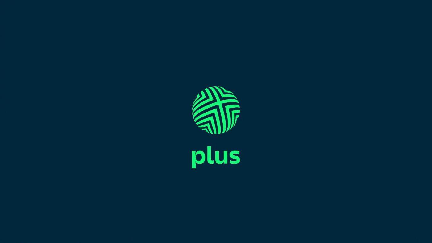 Plus logo nowe