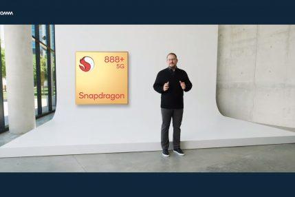 procesor Qualcomm Snapdragon 888 Plus processor