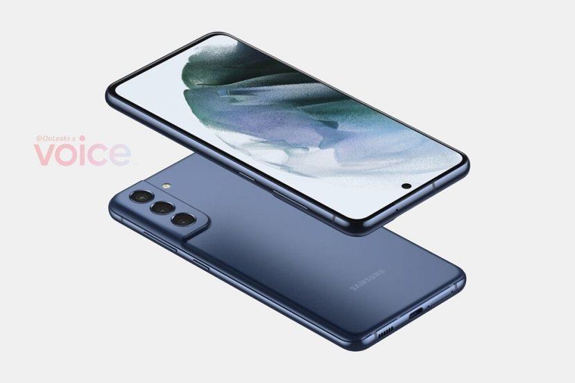 smartfon Samsung Galaxy S21 FE 5G smartphone