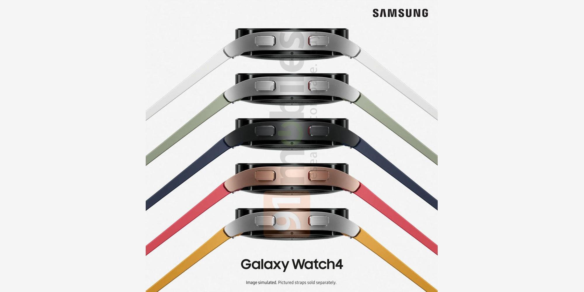 Samsung Galaxy Watch 4 smartwatch