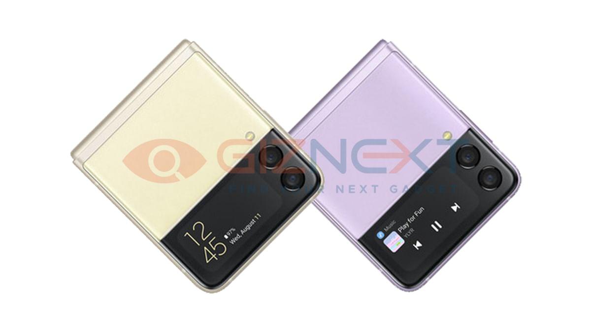 smartfon Samsung Galaxy Z Flip 3 5G smartphone