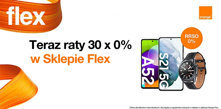 Sklep Flex urządzenia na raty 0 procent