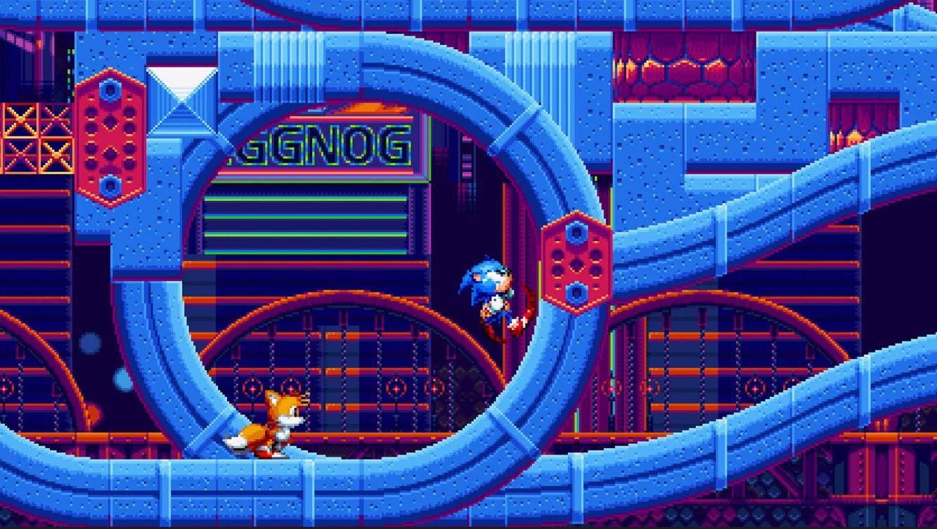 Sonic Mania za darmo w Epic Games Store 2