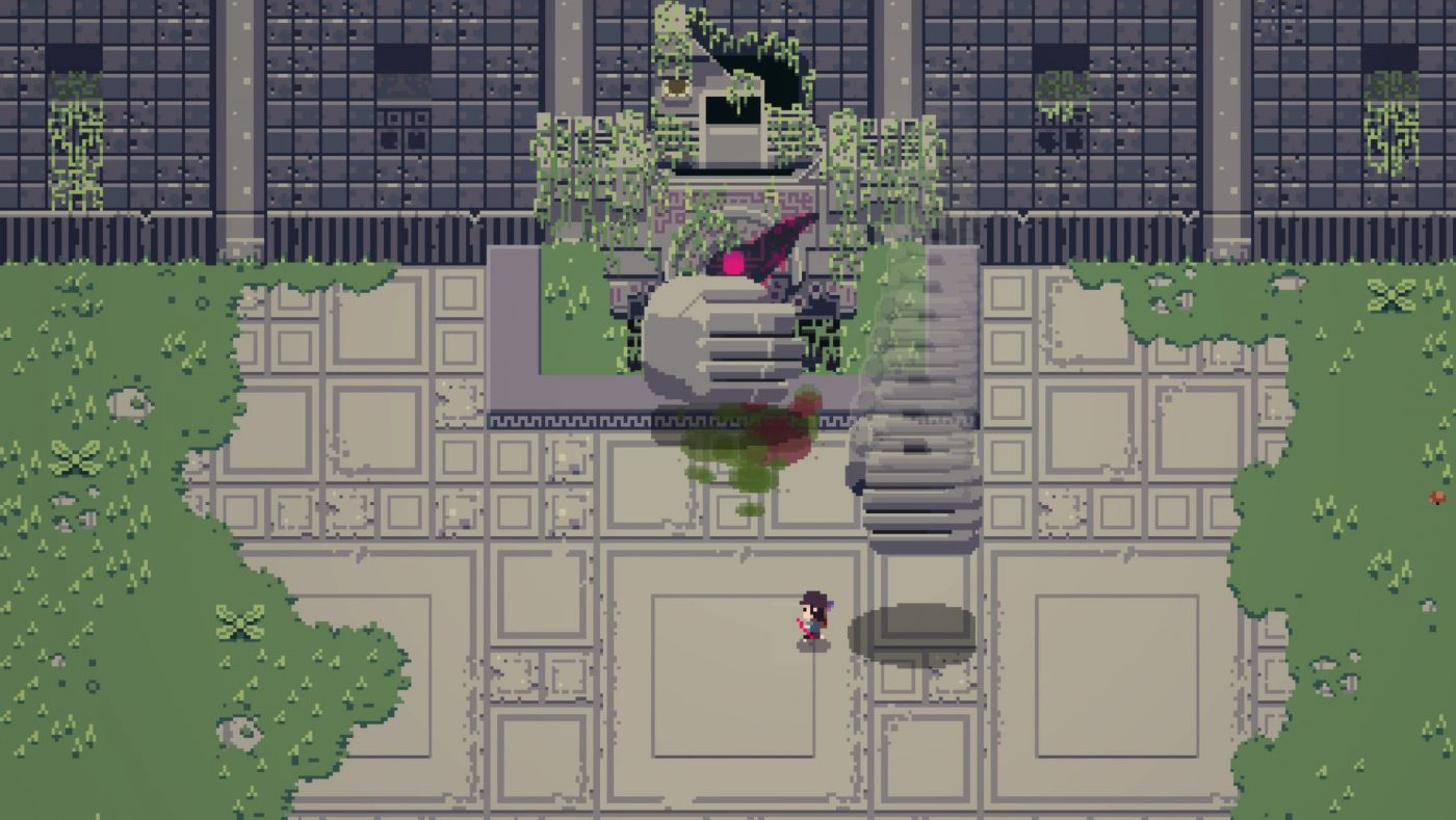 Titan Souls za darmo na Steam