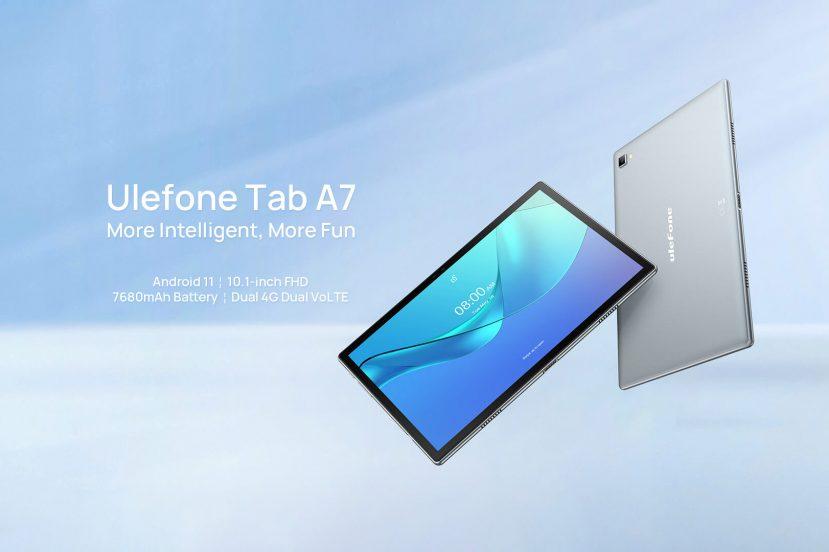 Ulefone Tab A7 tablet