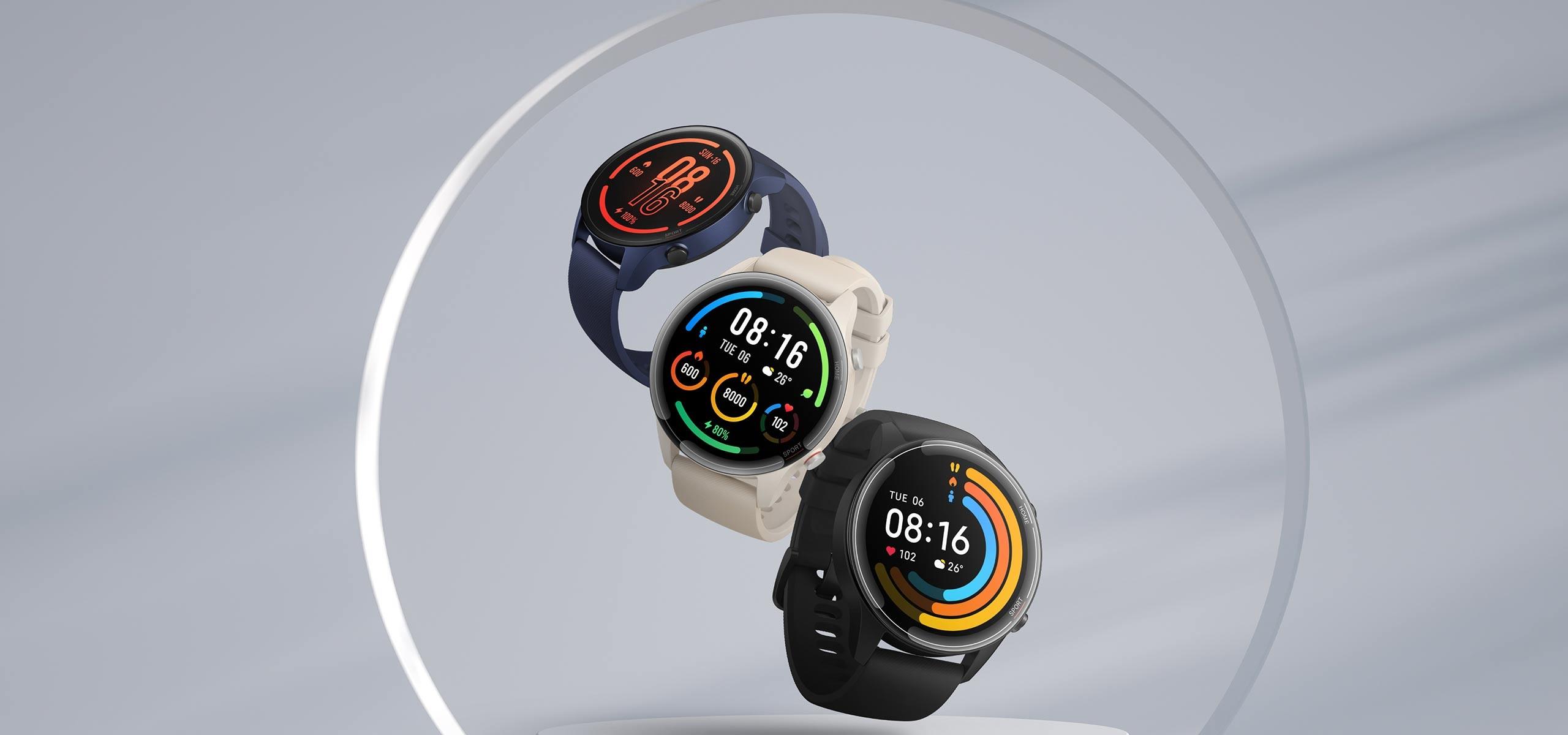 Xiaomi Mi Watch Revolve Active smartwatch