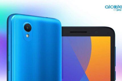 smartfon alcatel 1 2021 smartphone