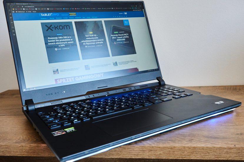 ASUS ROG Strix Scar G733 NVIDIA GeForce RTX