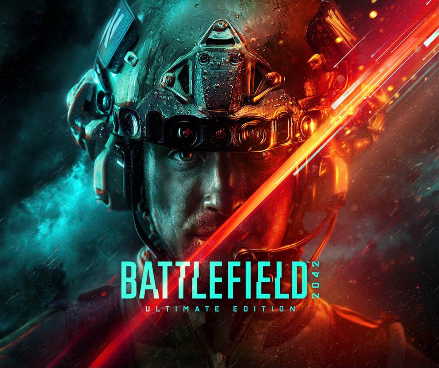 Battlefield 2042 Cover