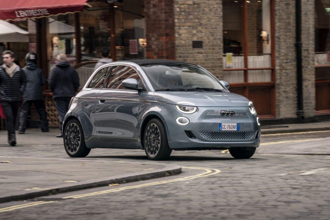 elektryczny Fiat
