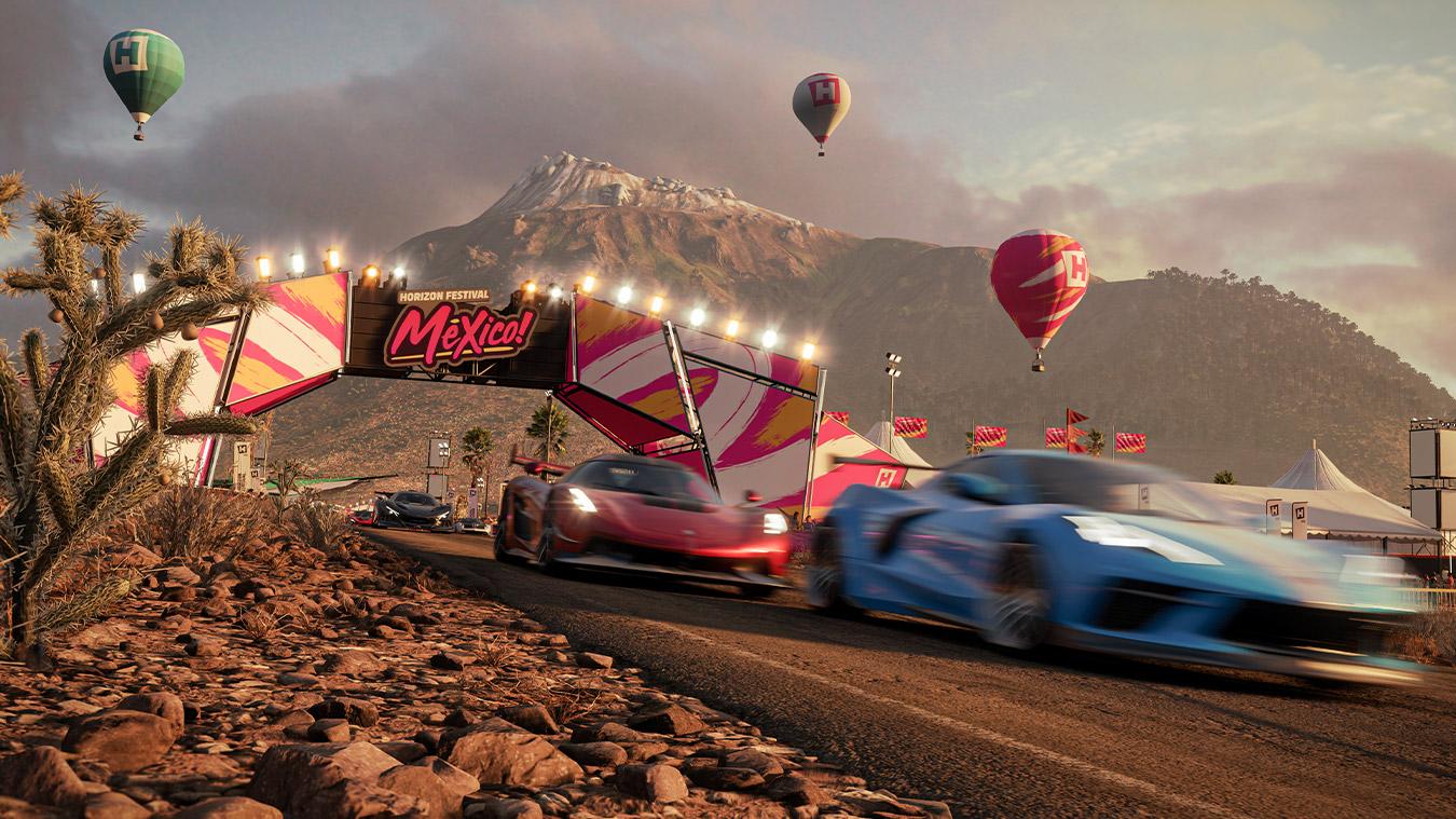 Scenariusz, w którym przechodzę Forza Horizon 5 za pośrednictwem chmury Xboxa jest coraz bardziej realny. Czy Microsoft wyrobi się do 9 listopada? (źródło: Xbox)