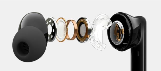 słuchawki bezprzewodowe honor earbuds 2 se wireless headphones