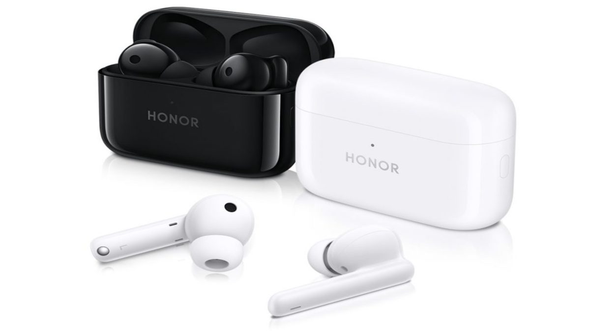 słuchawki bezprzewodowe honor earbuds 2 se true wireless headphones