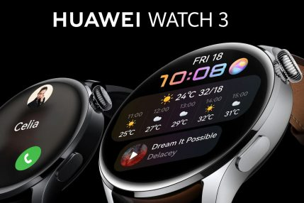 Huawei Watch 3 z HarmonyOS