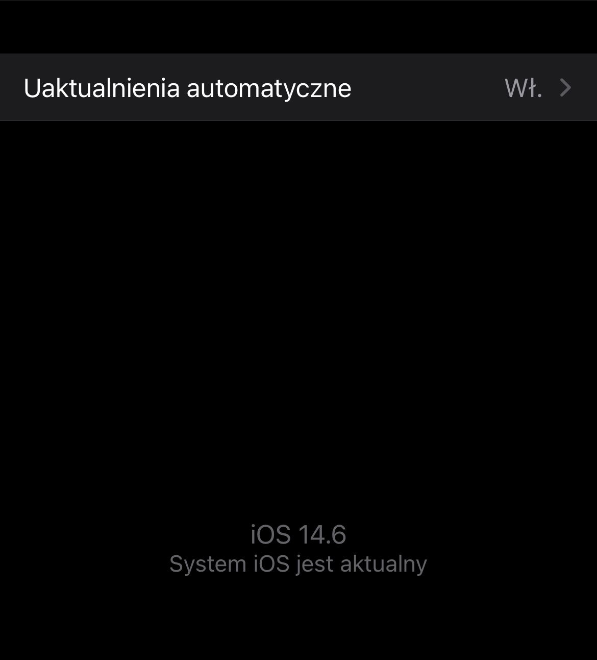 iOS 14.6 aktualizacja