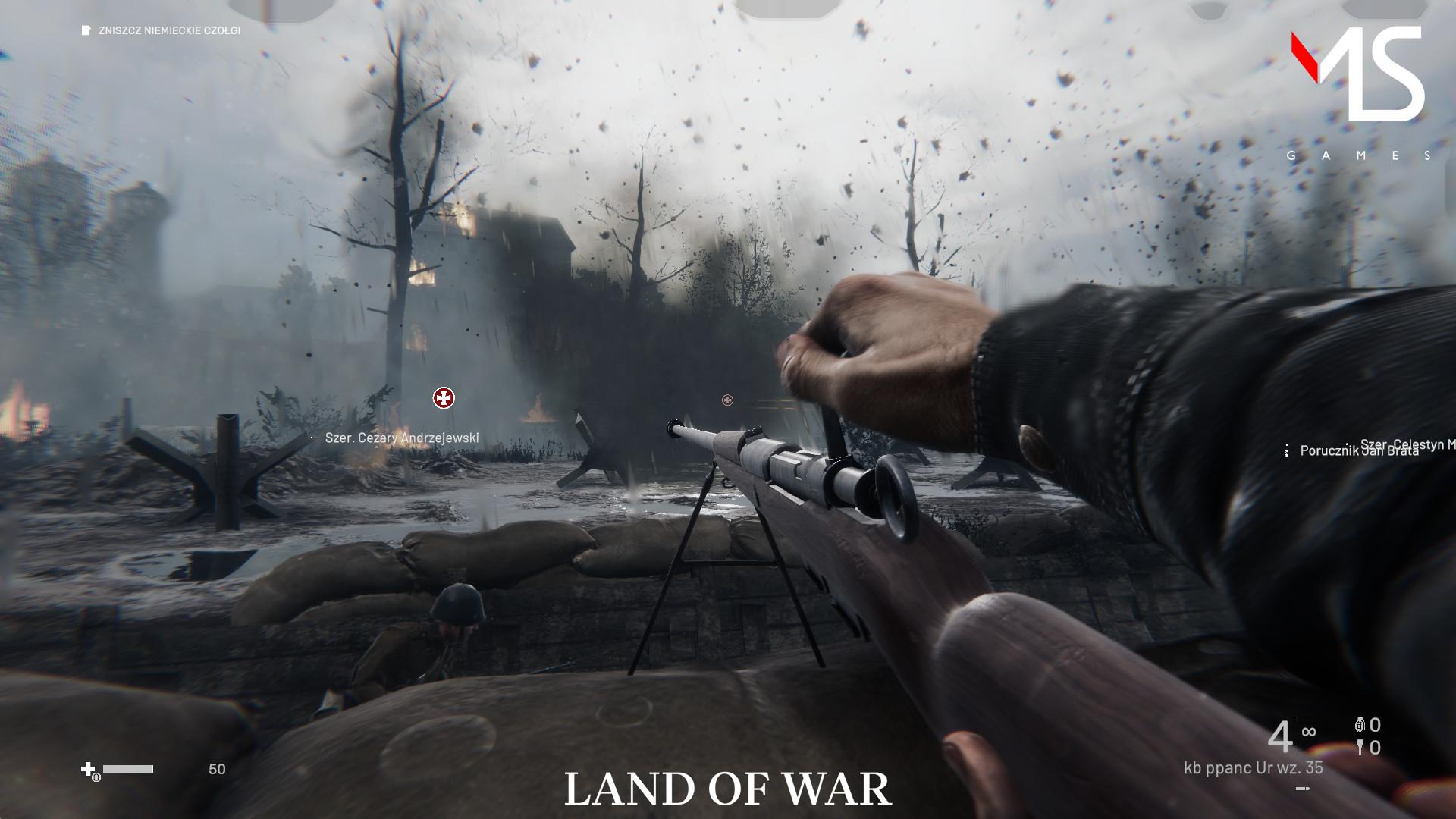 Niespotykany dotąd oręż w Land of War