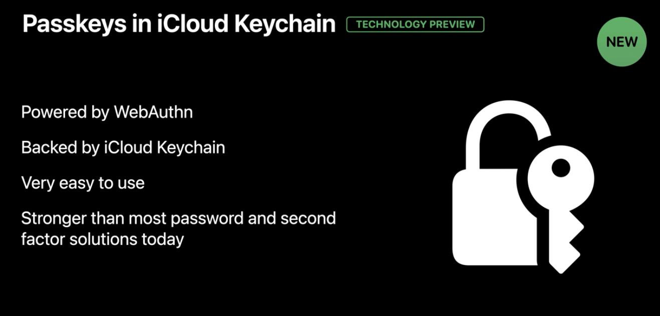 Apple iCloud Keychain
