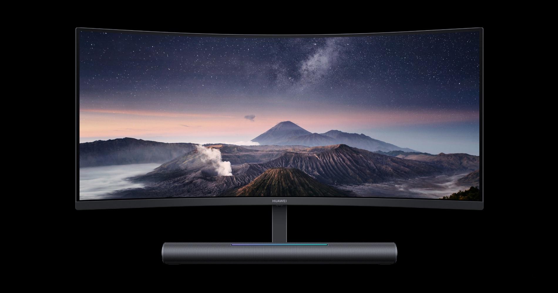 monitor Huawei MateView GT