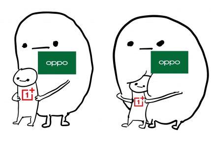 OnePlus Oppo meme