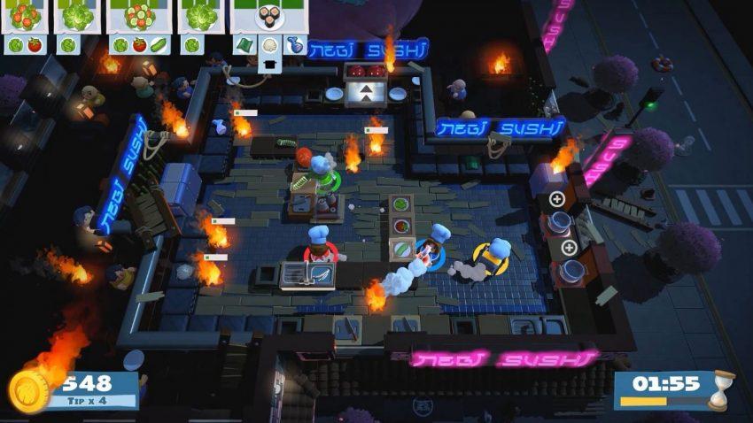 overcooked 2 za darmo Epic Games Store Tabletowo