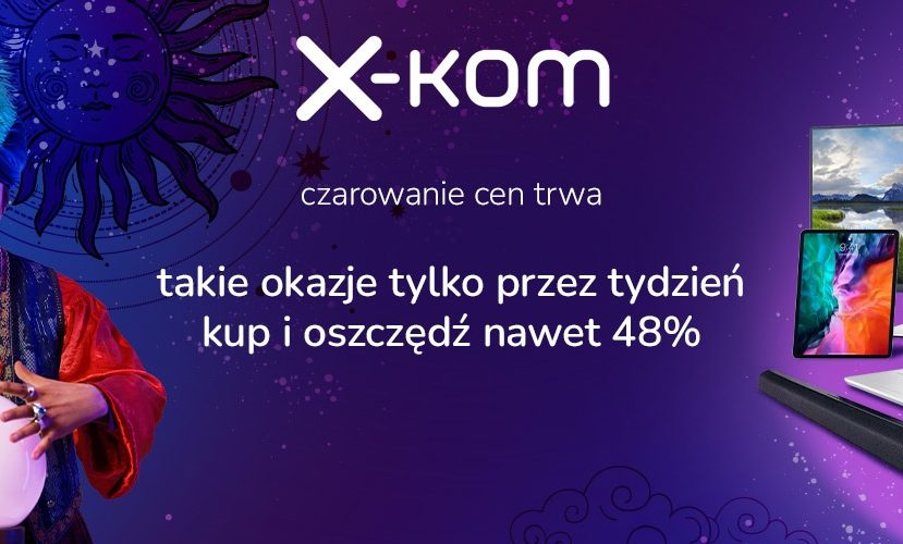 promocja x-kom Tydzień okazji