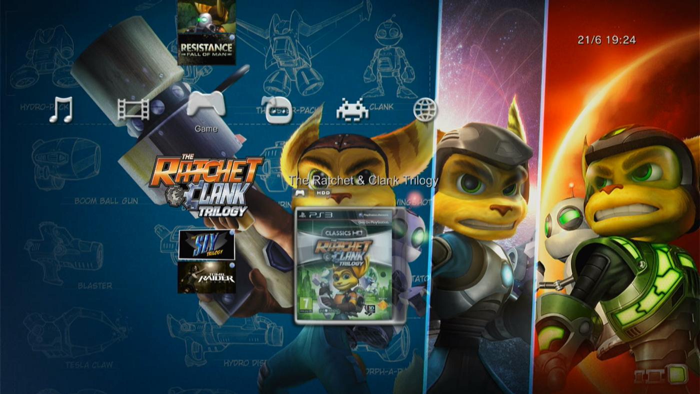 Modyfikacja PlayStation 3 daje wiele benefitów. Program MultiMAN pozwala na przykład na przechowywanie kopii zapasowych swoich fizycznych gier w foramcie ISO
