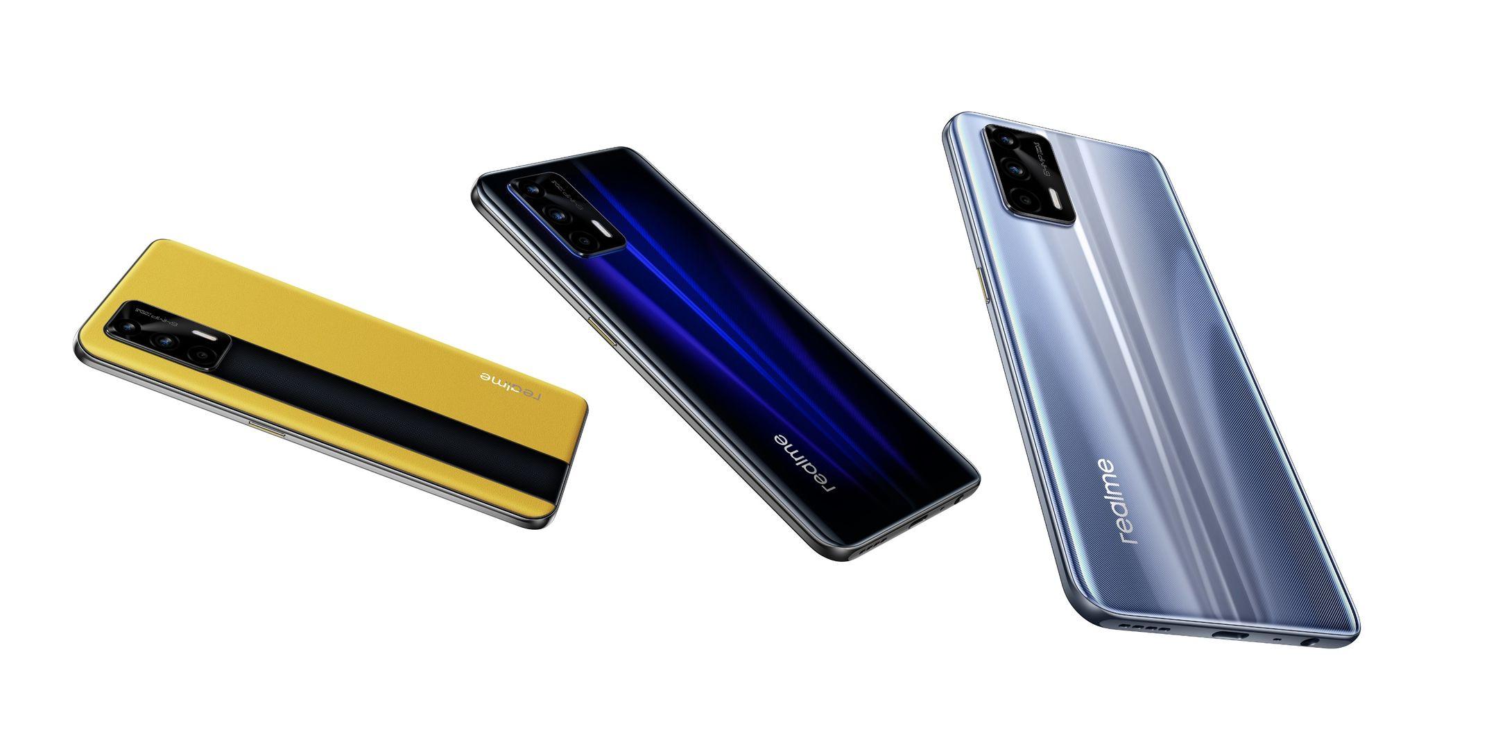 smartfon realme GT smartphone