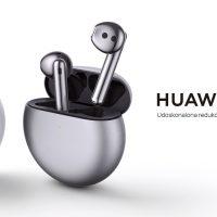 słuchawki bezprzewodowe Huawei FreeBuds 4 TWS earbuds