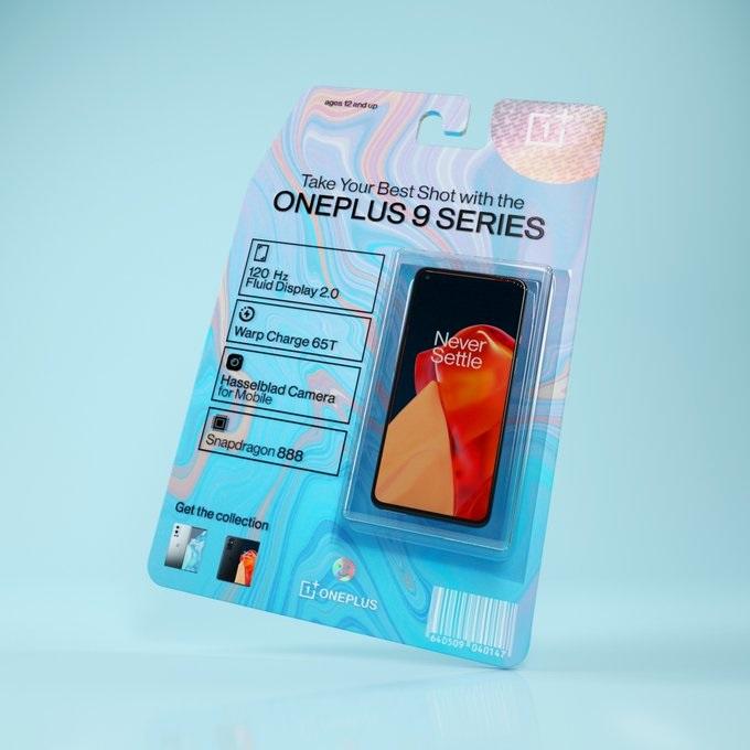smartfon OnePlus 9 pudełko opakowanie