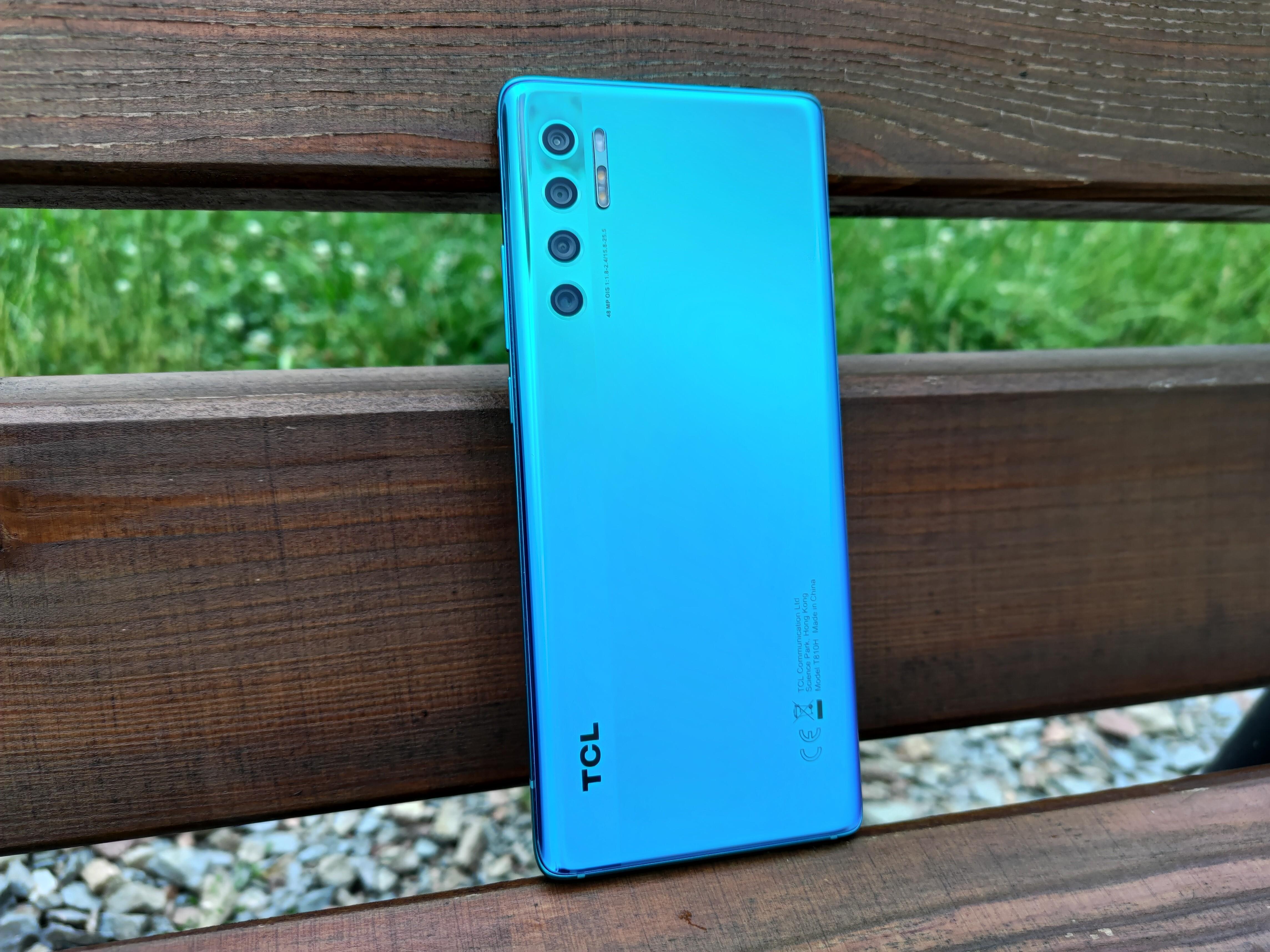 Recenzja TCL 20 Pro 5G - fot. Tabletowo.pl